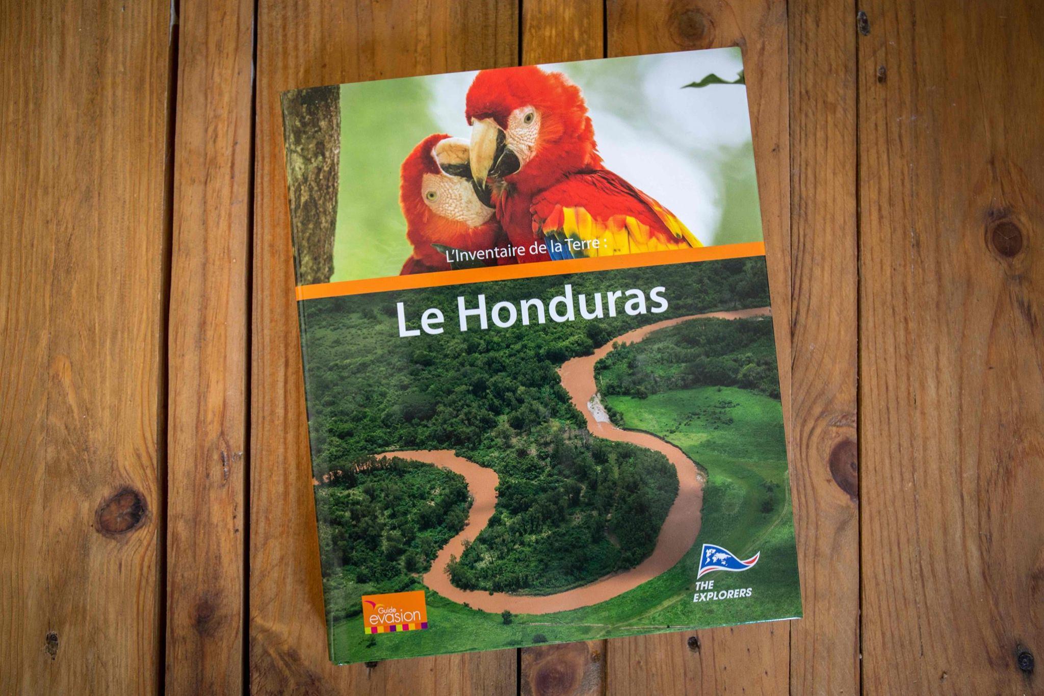 livre the explorers honduras