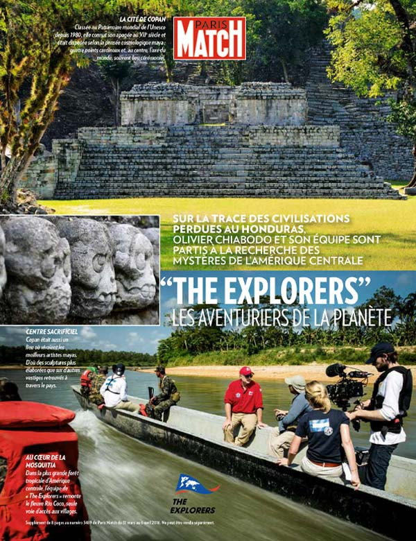 paris match valentin pact pour the explorers